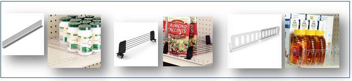 shelf divider system