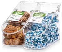 bulk candy bins from midwest retail services