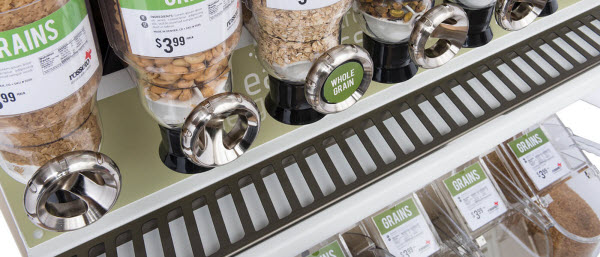 Bulk Food Dispensers from Midwest Retail Services