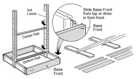 Installation Instructions For Gondola Shelving Midwest Retail Services